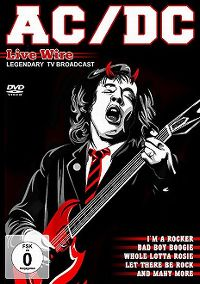 Cover AC/DC - Live Wire - Legendary TV Broadcast [DVD]